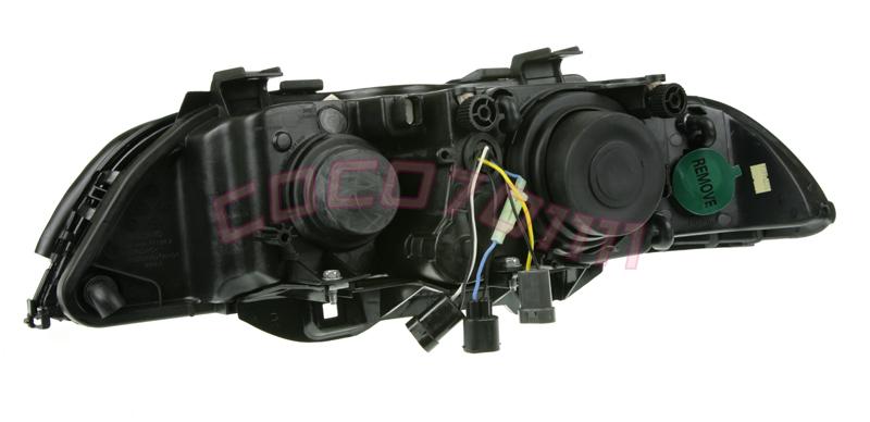 Bmw E36 Depo Headlights Install