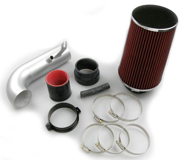 00 04 Ford Focus DOHC Zetec Short RAM Air Intake System